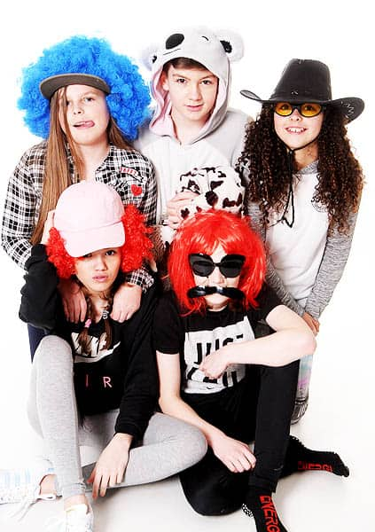 Fun Kids Photo Shoot Party in Cheshire
